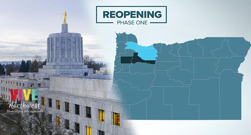 De forma limitada, comienza reapertura de negocios en Oregon