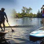 Tips para practicar el stand-up paddle y dónde hacerlo