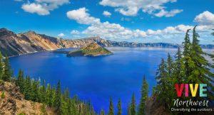 Crater Lake: su belleza es tan intensa como el color de su agua