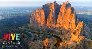 Imponentes paisajes, senderismo, ciclismo, escalar; todo lo encuentras en Smith Rock
