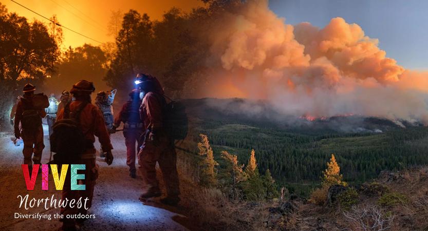 Últimos detalles sobre los incendios en Oregon; el clima comienza a ayudar a los bomberos