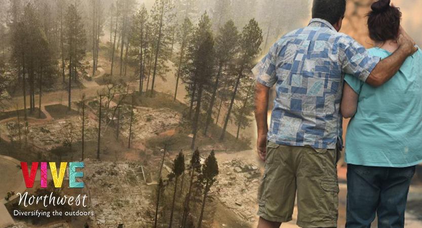 ¿Resultó afectado por los incendios? Le decimos a dónde acudir para recibir ayuda