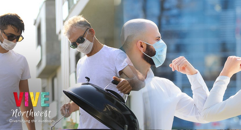 Cómo disfrutar del aire libre de manera responsable mientras siga la pandemia