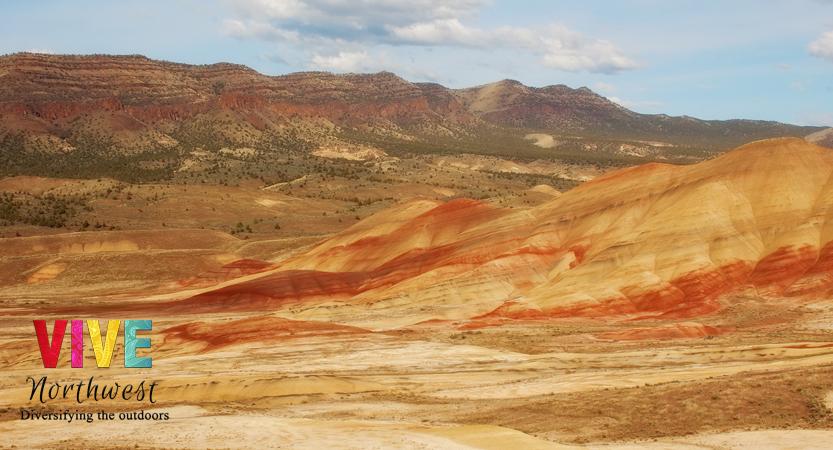 Las Painted Hills, un paisaje de colores como de otro planeta