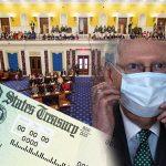 Depósitos de estímulo económico llegarían esta semana; Senado votará si ayuda se eleva a $2,000