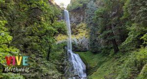 Te decimos cinco gemas desconocidas de la amplia gama de cascadas en Oregon