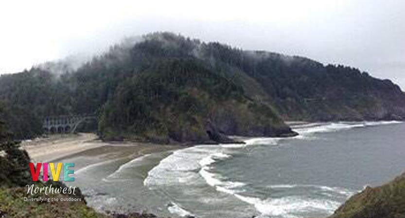 Descubre tres lugares que combinan el senderismo y las bellas playas de Oregon
