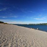 ¿Te quieres tirar en la arena sin manejar tanto? Aquí están algunas de las playas urbanas en Portland