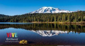 Lee más sobre el artículo Descubre la infinita belleza del Mount Rainier, la montaña más alta de la Cordillera de las Cascades