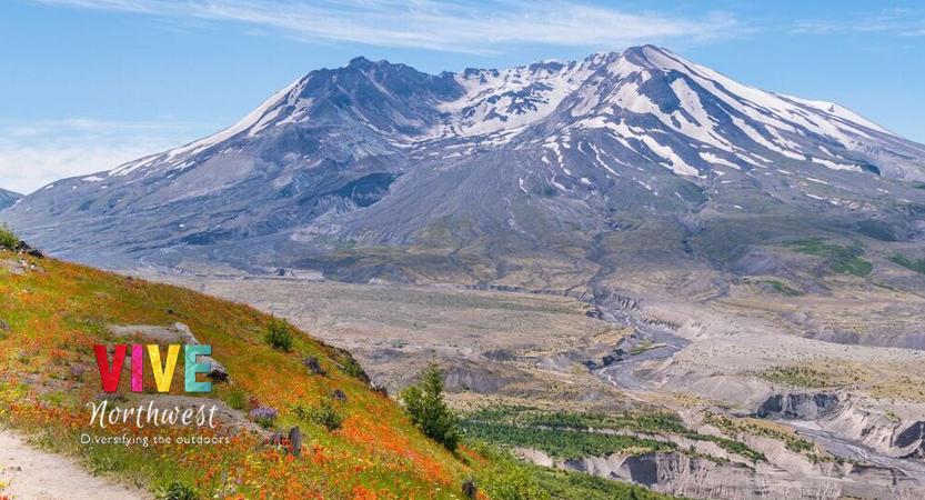 En este momento estás viendo Harry's Ridge, un sendero a lo largo de los vestigios que dejó la erupción del Mount St. Helens