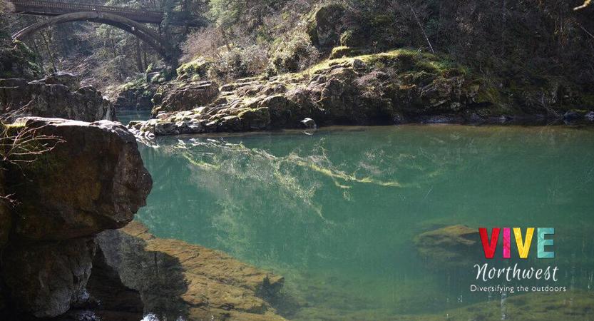 En este momento estás viendo En este caluroso fin de semana, refréscate en las aguas de las cascadas Moulton