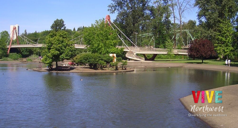 En este momento estás viendo Conoce el Alton Baker Park de Eugene, uno de los parques urbanos más bellos del noroeste