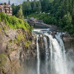 Te presentamos las Snoqualmie Falls, las cataratas más altas del estado de Washington