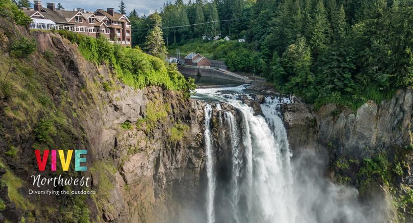 En este momento estás viendo Te presentamos las Snoqualmie Falls, las cataratas más altas del estado de Washington